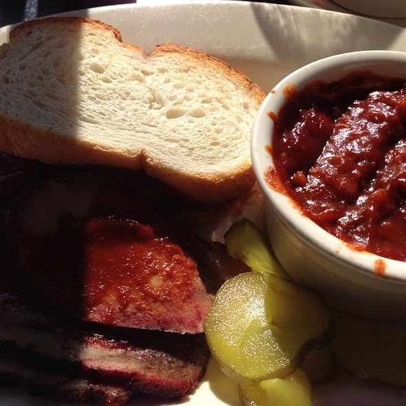 BBQ Lunch Special @ Fiorella's Jack Stack BBQ