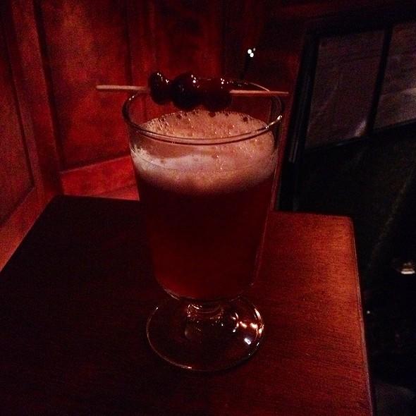 Cherry Bounce @ Comstock Saloon