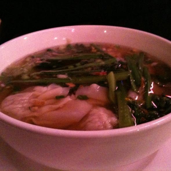 Wonton Soup @ Tan Tan Restaurant On Westheimer