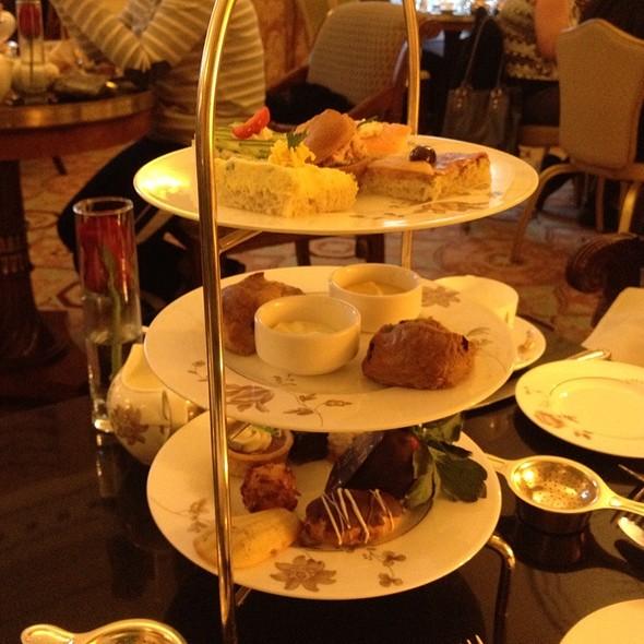 Afternoon Tea At Taj Boston Restaurant - Boston MA | OpenTable