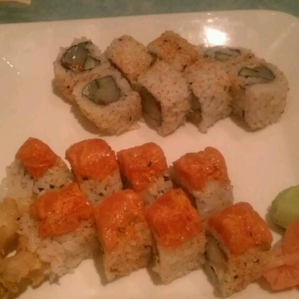 Buffalo Bang Maki @ Koko Sushi Bar & Lounge