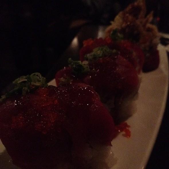 Red Spider Roll @ Basho Japanese Brasserie