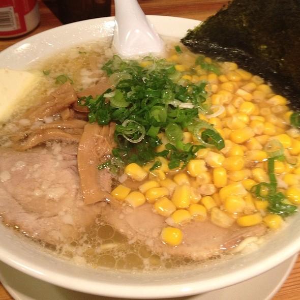 Shio Butter Corn Ramen