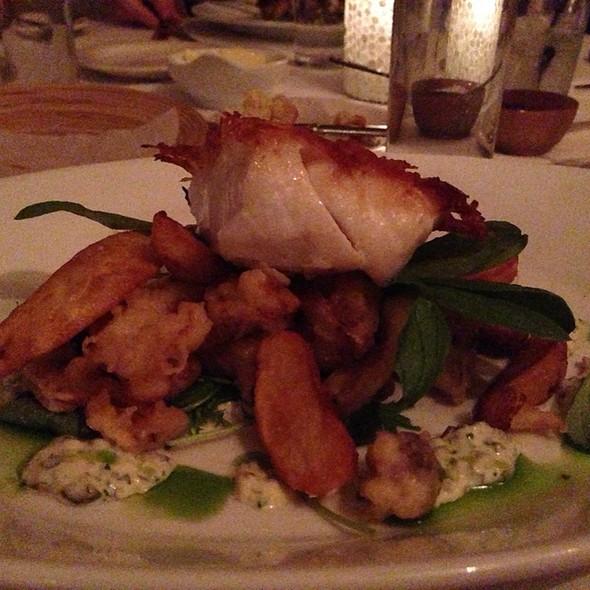 Fish and Chips - Bolete Restaurant, Bethlehem, PA