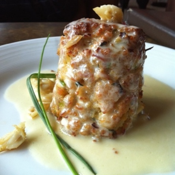 Maryland Style Crab Cake - Kirby's Prime Steakhouse - The Woodlands, The Woodlands, TX