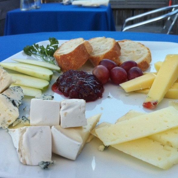 French 3 Cheese Platter @ Cafe Moustache
