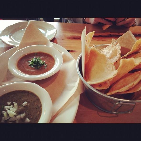 Chips And Salsas @ Port Fonda