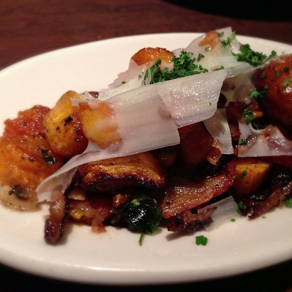 Roasted Butternut Squash @ Blue Stove
