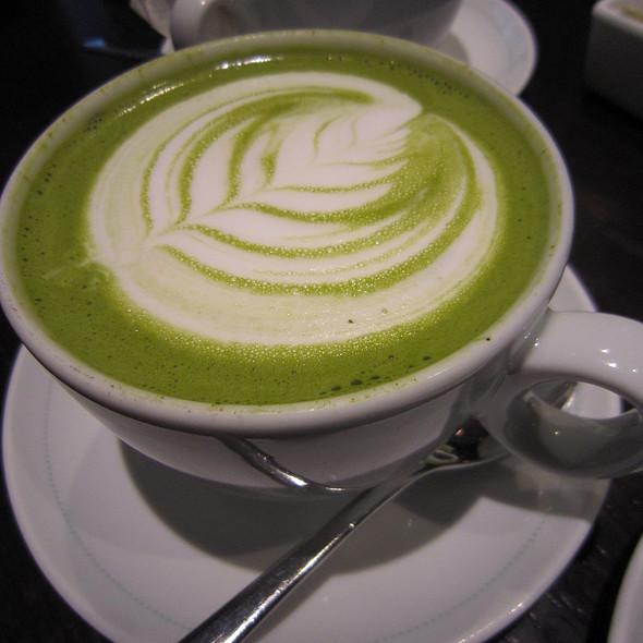 Mocha Latte @ Bel Cafe