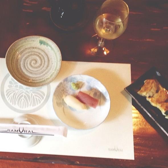 Nigiri @ Samurai Restaurant