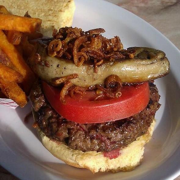 Fat Joe Burger @ Ray's Hell Burger