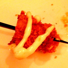 fried oysters - Fleming's Steakhouse - St. Louis, St. Louis, MO