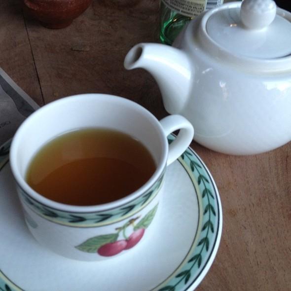 Green Tea - Maximo Bistrot, México, CDMX