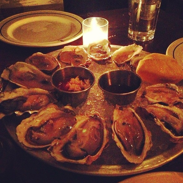 Oysters @ The Mermaid Inn