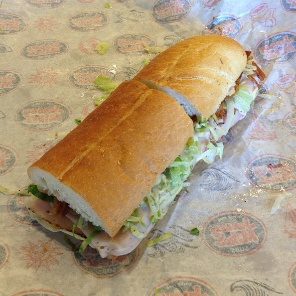 Club Sub Sandwich @ Jersey Mike's Subs