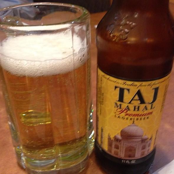 Taj Mahal Beer @ Tandoori Oven
