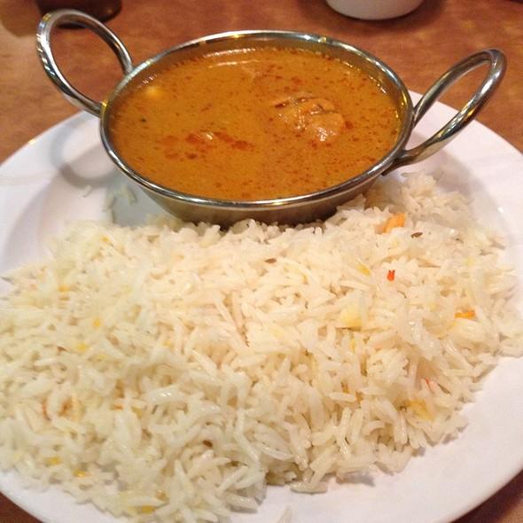 Chicken Curry @ Tandoori Oven
