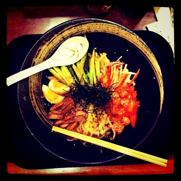 Gomamisso Hiyashi @ Lamen Kazu