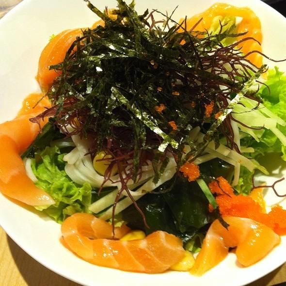 Kaiso Salad @ Shimbashi Soba