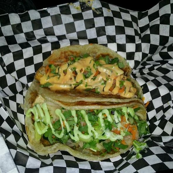 Vietnamese Tacos @ Pho Wheels