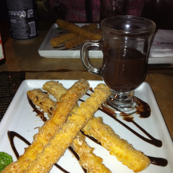 Chocolate Con Churros @ Venga