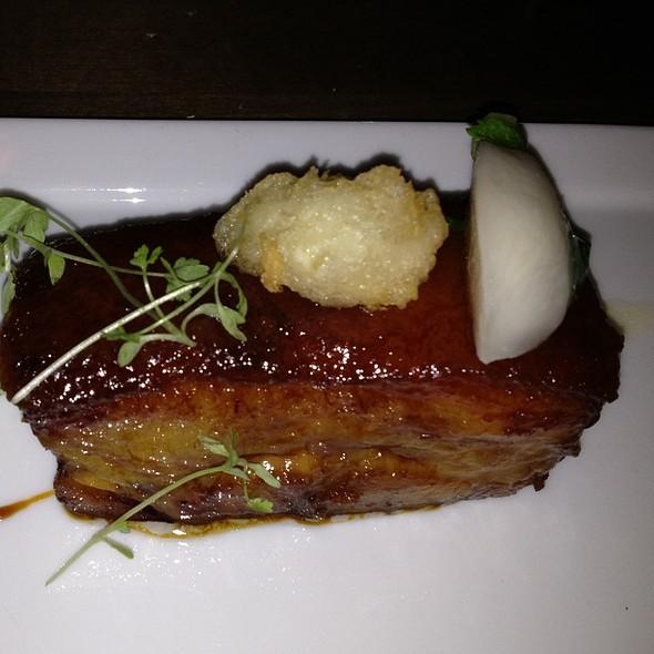 Pork Belly @ Recette