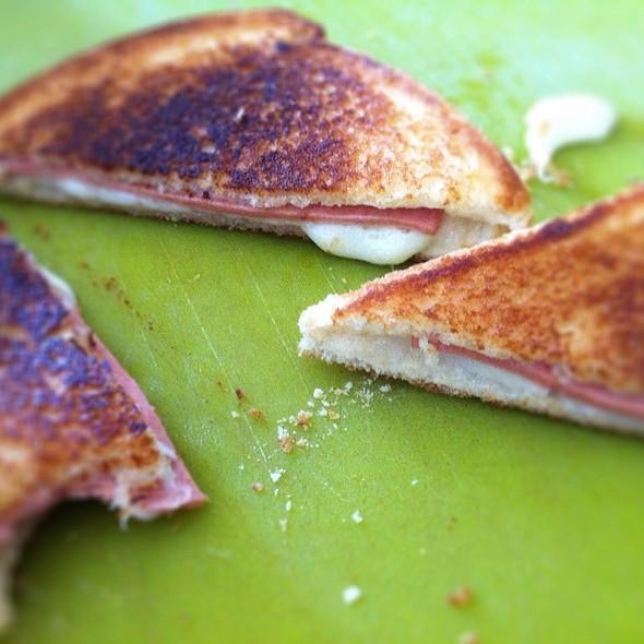 Magnificent Midnight Bologna Sandwich @ Secret Location