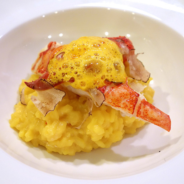 Lobster Risotto @ Cassava Bakery + Cafe