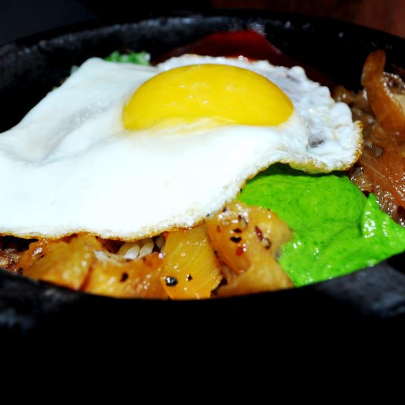 Hawaiian Fried Rice - The Hurricane Steak & Sushi, New York, NY