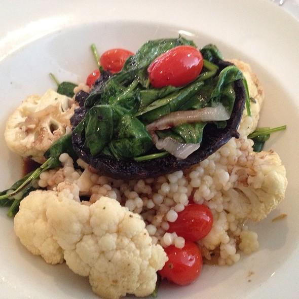 Vegetable Stack @ Luma Restaurant