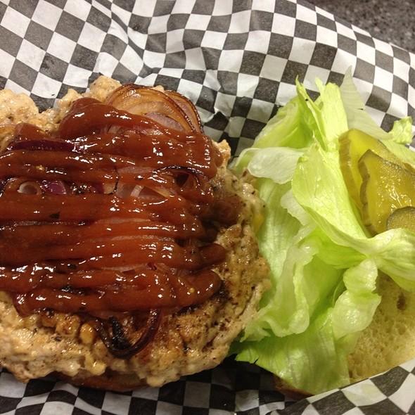 Chicken Burger @ BnD'z