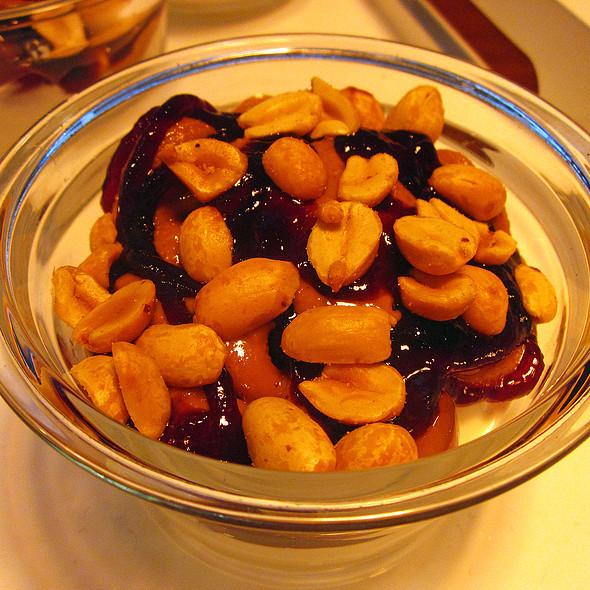 Peanut Butter   Jelly Yogurt