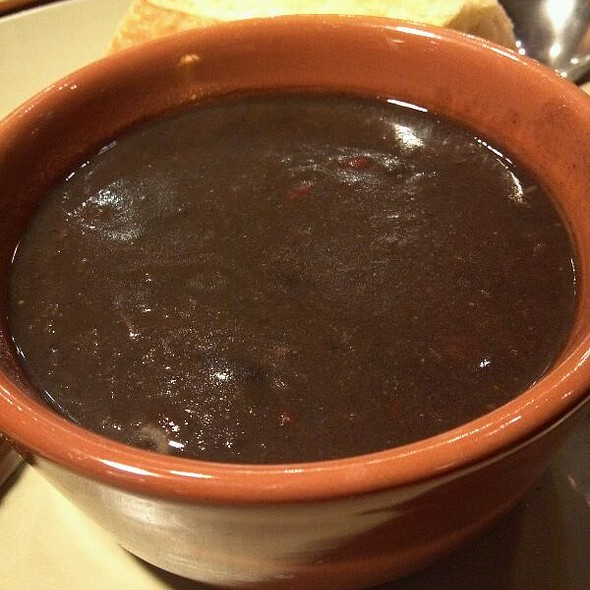 Black Bean Soup @ Panera Bread