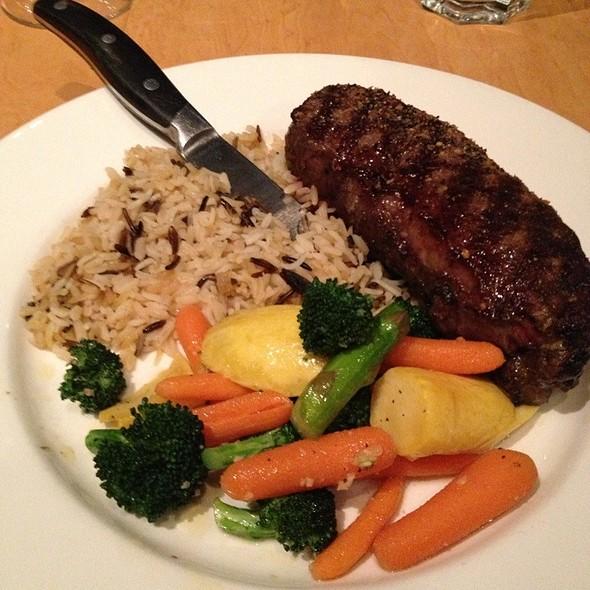New York Steak - 2nd Ave Grill, Saskatoon, SK