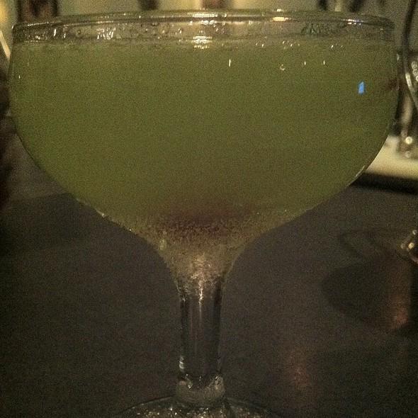 Sour Melon Cocktail @ Dovetail