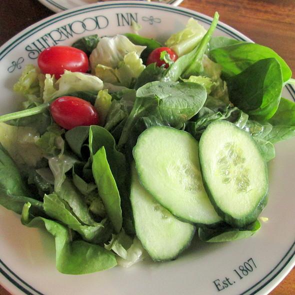 House Salad @ Sherwood Inn