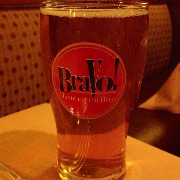 Blonde Ambition Blonde Ale - Bravo! Restaurant and Cafe, Kalamazoo, MI