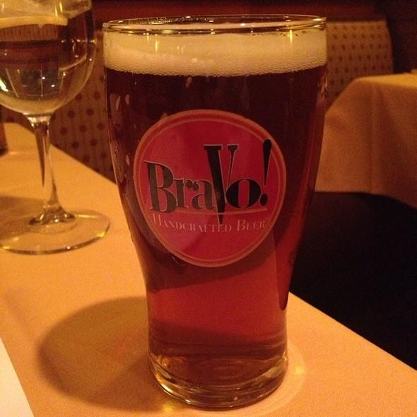 Chef's Ale Amber Ale - Bravo! Restaurant and Cafe, Kalamazoo, MI