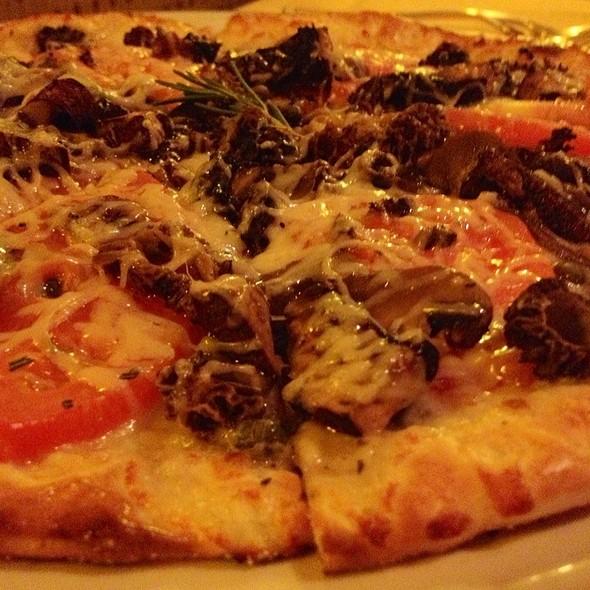 Wild Mushroom Pizza - Bravo! Restaurant and Cafe, Kalamazoo, MI