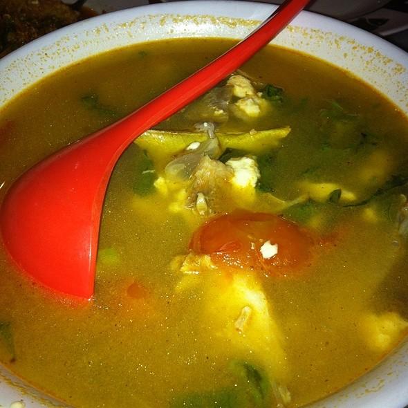 Kuah Asam @ Karisma Restoran