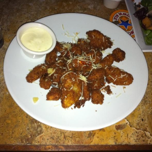 Fried Artichoke Hearts - Paradise Restaurant and Bar, Long Beach, CA