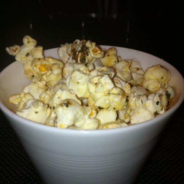 Popcorn - Jean Georges Steakhouse - Aria, Las Vegas, NV