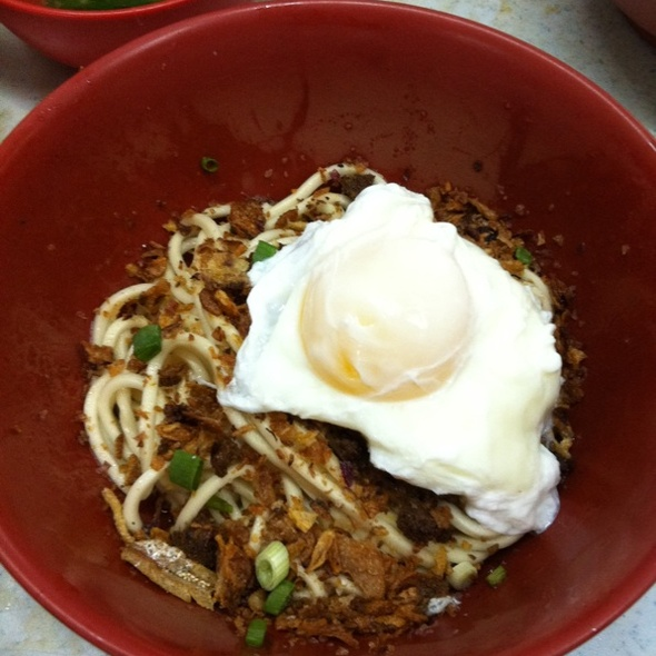 Chilly Pan Mee @ Kin Kin Restaurant