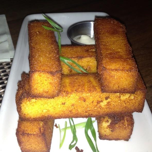 polenta fries - Harry's Cafe and Steak, New York, NY