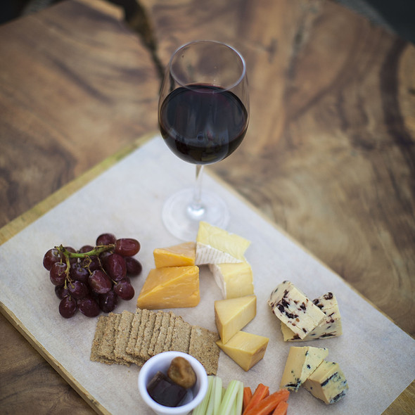 Scottish Cheeseboard @ Highlander Bar & Restaurant