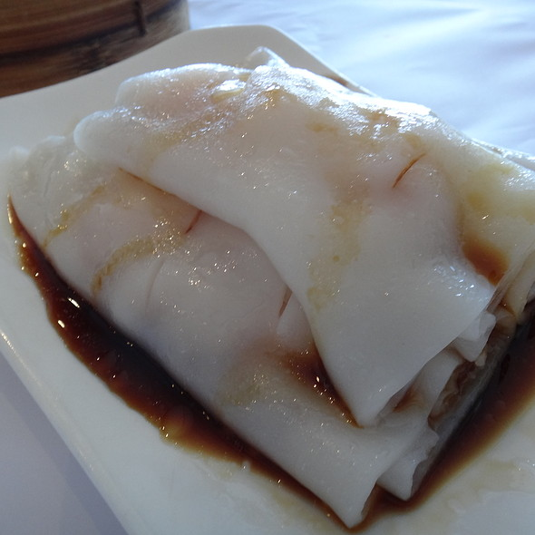 prawn rice noodles rolls  @ Yum Cha Robina