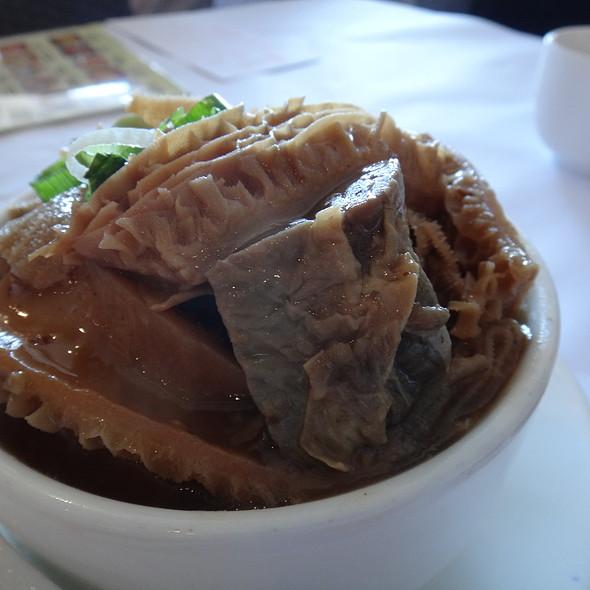 beef tripe @ Yum Cha Robina