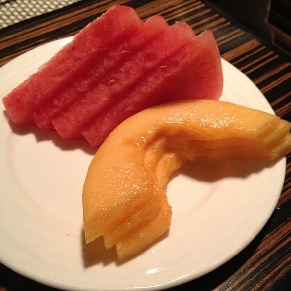 Fruit - MIX Restaurant & Lounge, Anaheim, CA