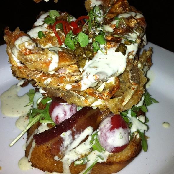 Softshell Crab Club @ Hollys Eventful Dining