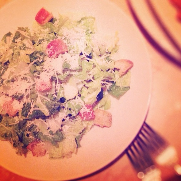 Ceasar Salad @ Cheese Cake Factory